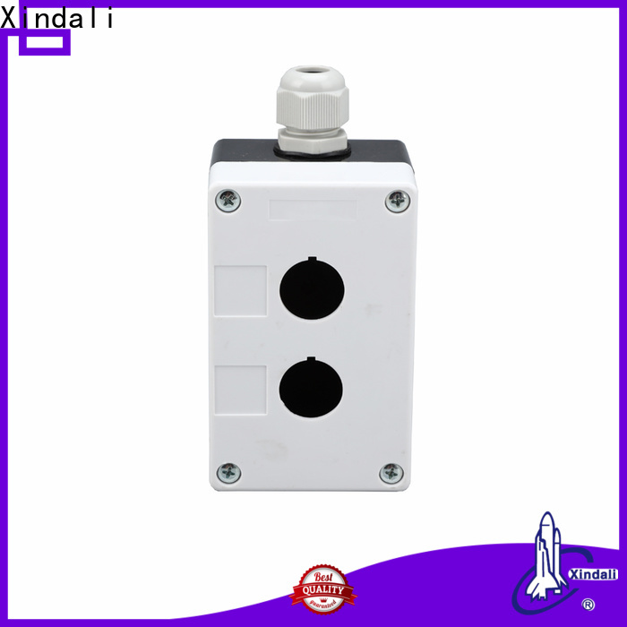 Xindali push button switch box vendor for electronic devices