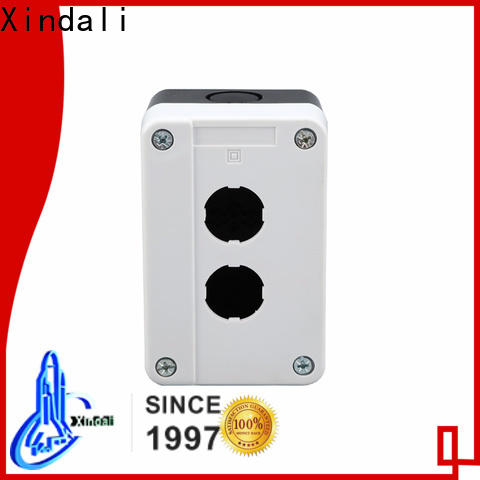 Xindali push button control box for mechanical device