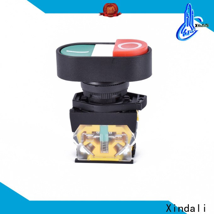 Custom made push button switch suppliers company for mechanical device