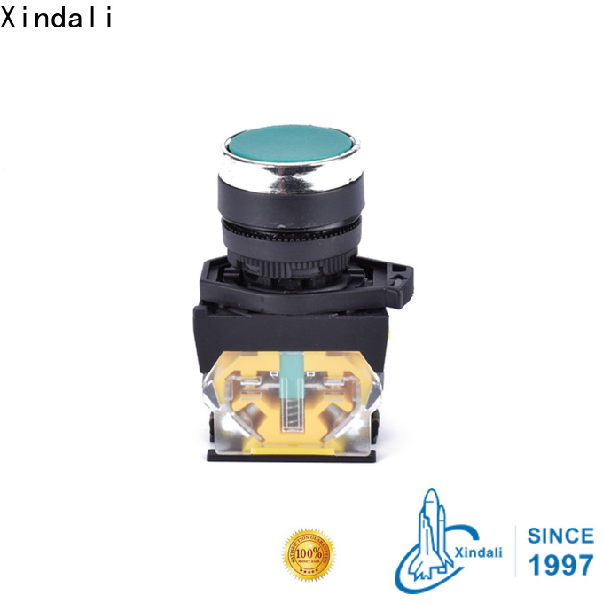 Xindali industrial push button switch cost for kitchen appliances