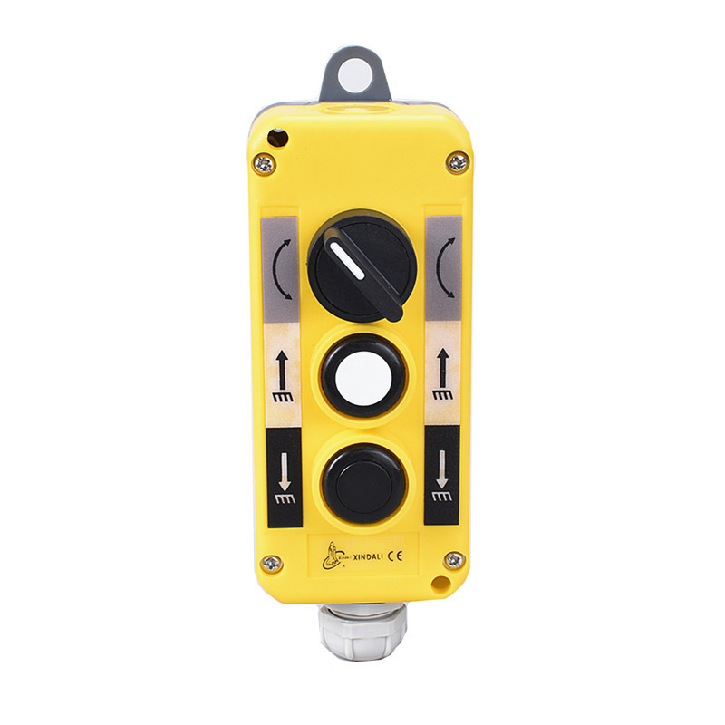 3 holes universal joystick control for crane remote control box XDL10-EPBD3