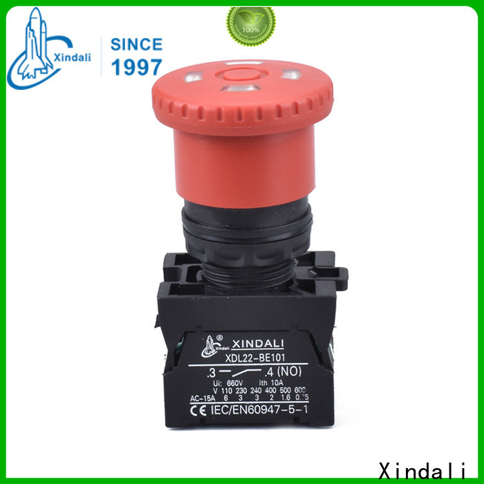 Xindali push button switch factory price for electronic devices