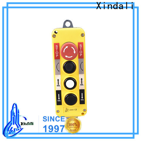 Xindali Latest push button station factory for mechanical device