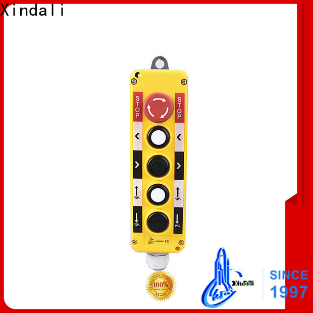 Xindali Custom made push button control switch factory for elevator equipment