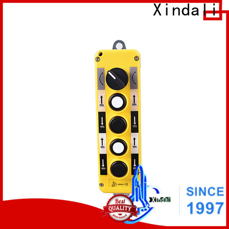 Xindali push button station for mechanical device
