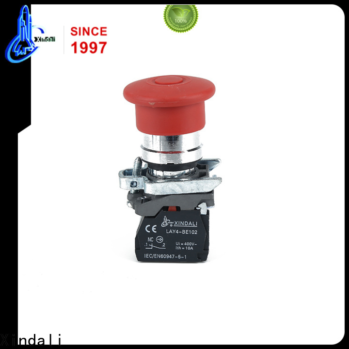 Xindali Latest momentary switch manufacturers for controlling signal and interlocking purposes