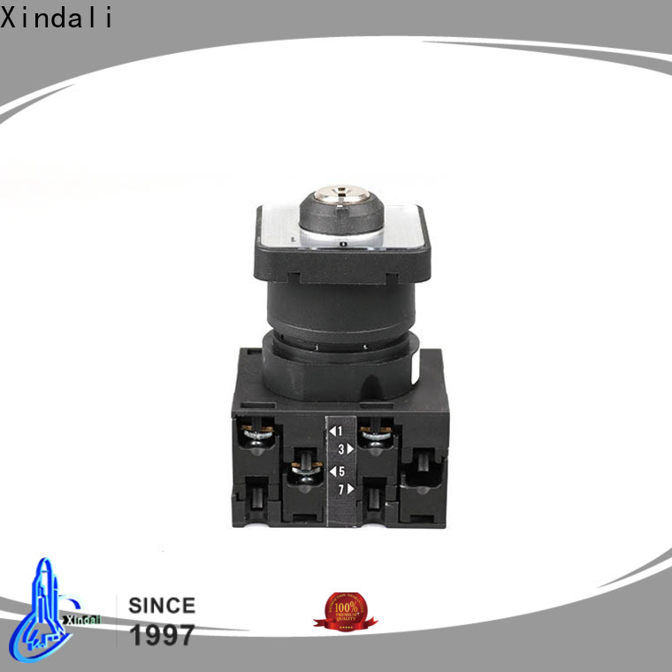 Xindali rotary cam switch suppliers for circuit control switches