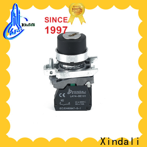 Xindali Custom made button switch for controlling signal and interlocking purposes
