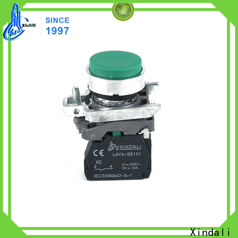 Xindali push button manufacturer for sale for controlling signal and interlocking purposes