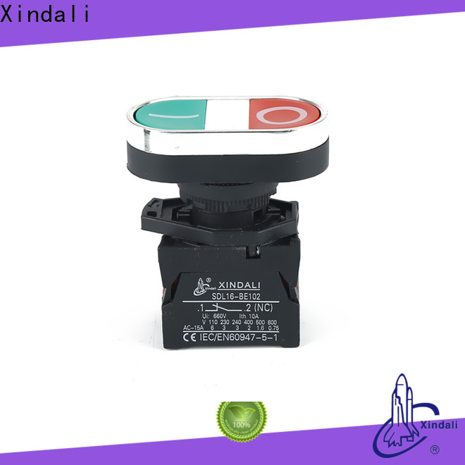 Xindali momentary button price for electronic devices