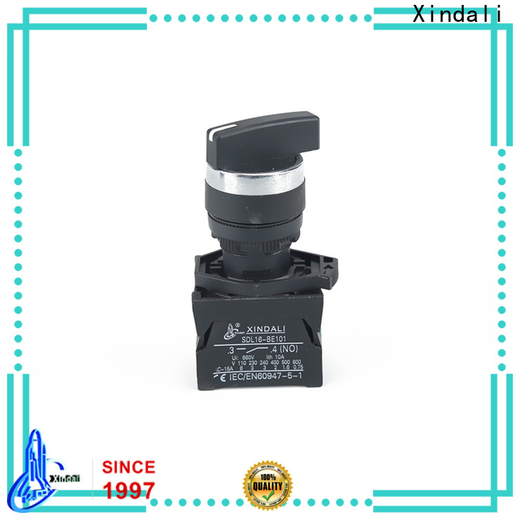 Xindali Quality push button switch manufacturers company for mechanical device