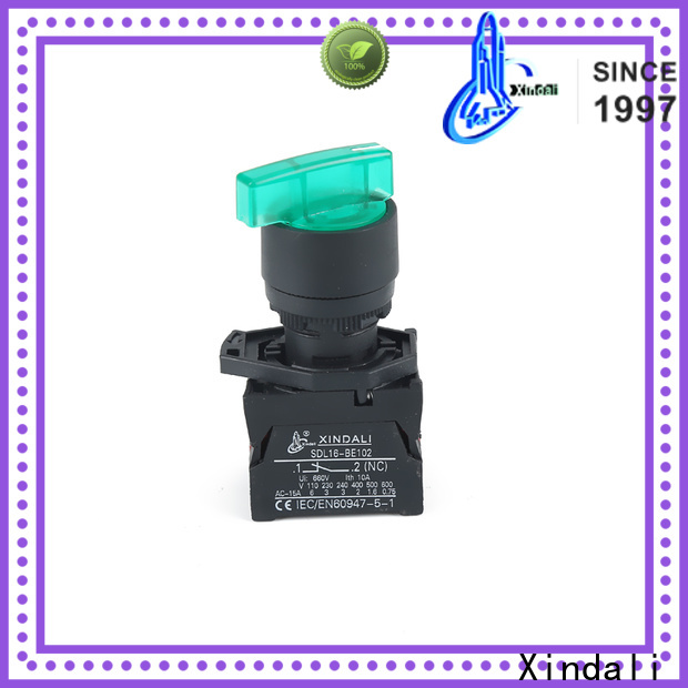Xindali push button switch manufacturers for mechanical device