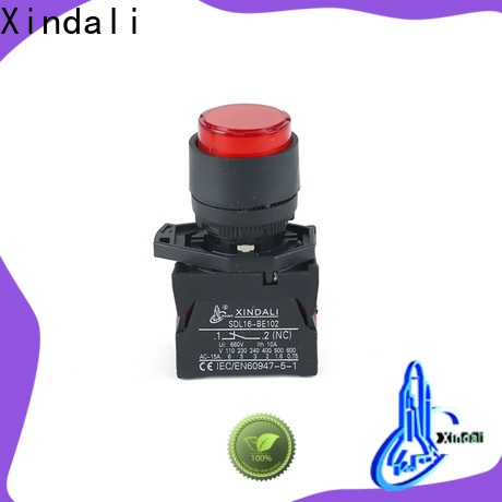 Xindali push button switch wholesale for mechanical device