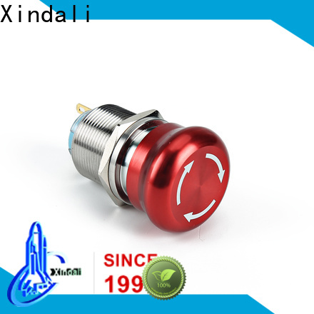 Xindali Latest emergency push button for mechanical equipment