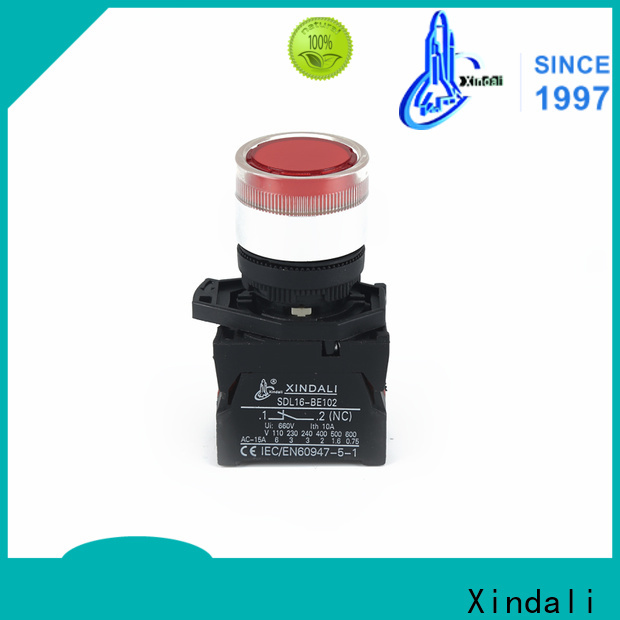 Xindali electrical button switch for kitchen appliances