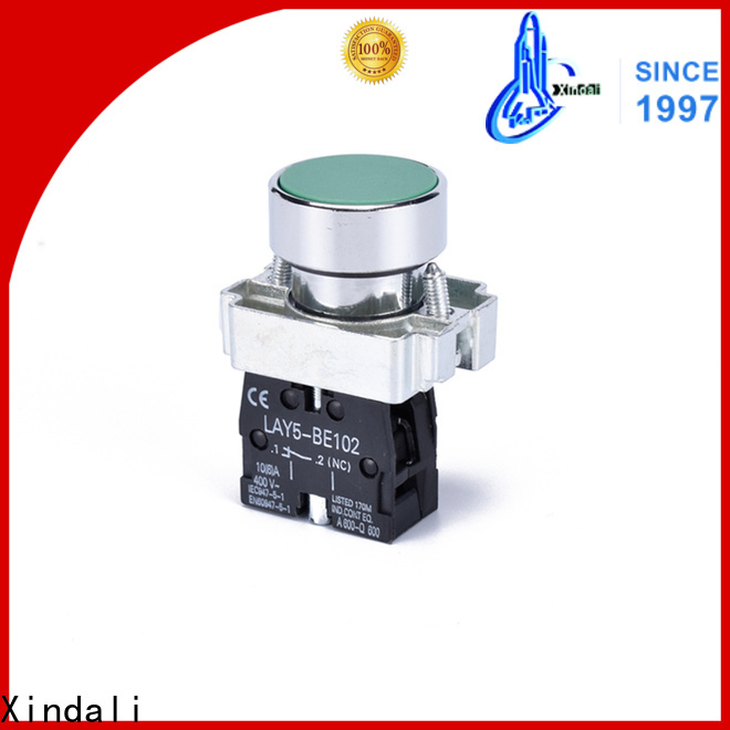 Xindali momentary push button switch supply for electronic equipment