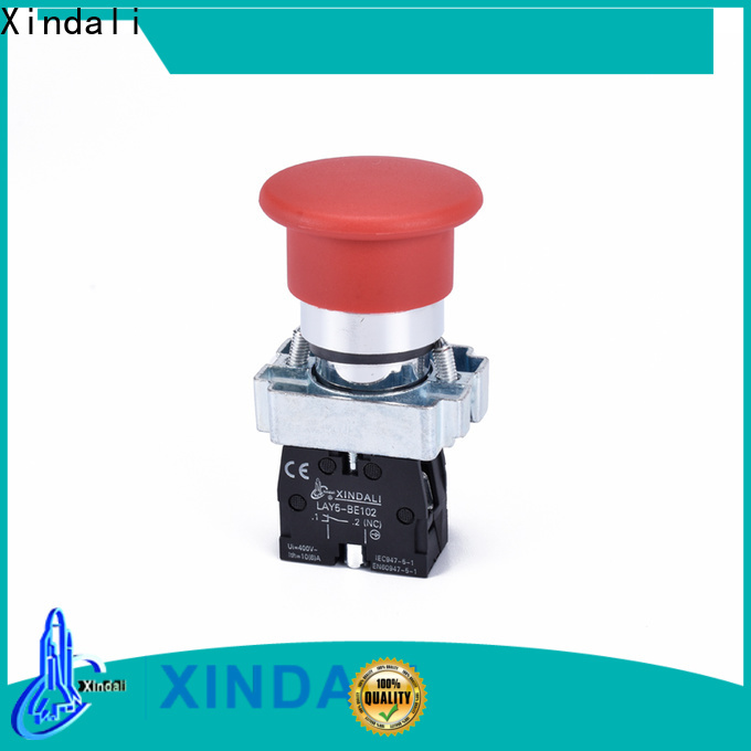 Xindali push button switch factory price for horne button switch