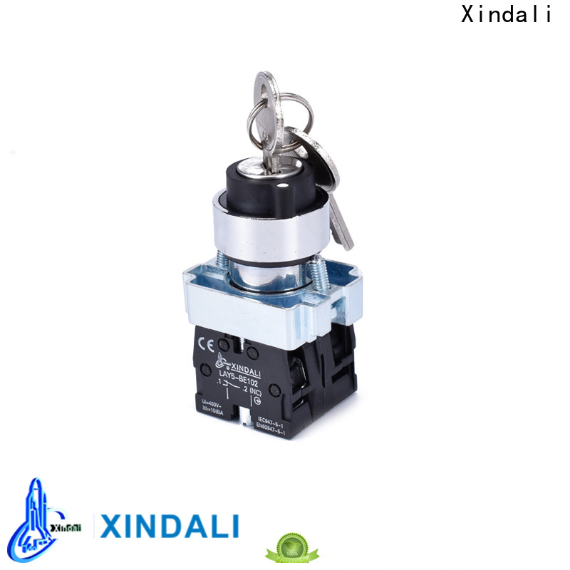 Xindali Top momentary push switch vendor for horne button switch