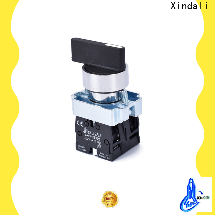 Xindali push switch vendor for electric device