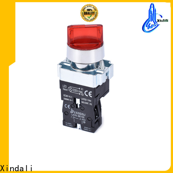Xindali Latest momentary push button switch wholesale for horne button switch