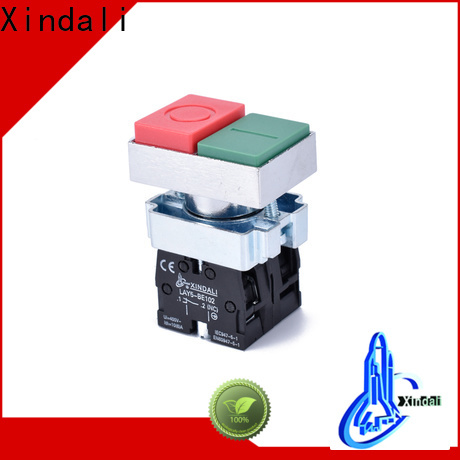 Xindali New push switch factory price for electronic equipment