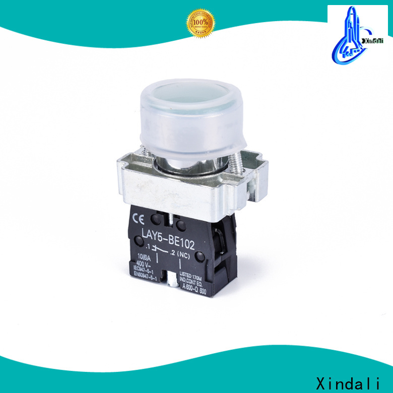 Xindali push button switch manufacturers supply for electric device