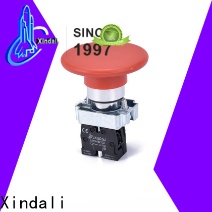 Xindali Quality industrial push button switch cost for horne button switch