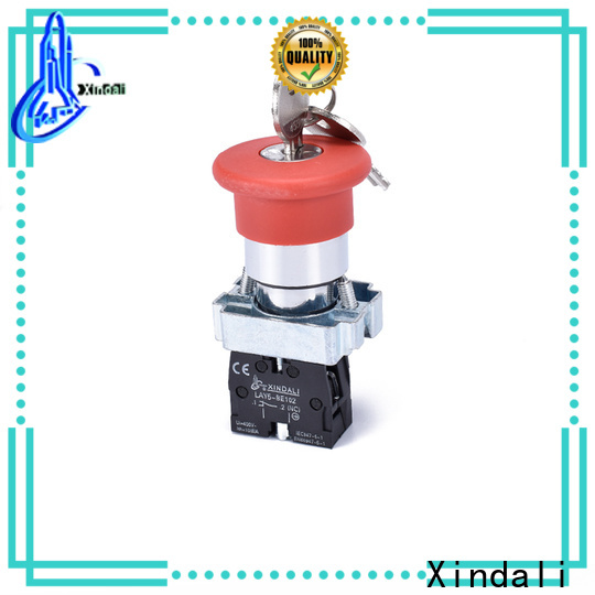 Xindali momentary push button switch manufacturers for electronic equipment