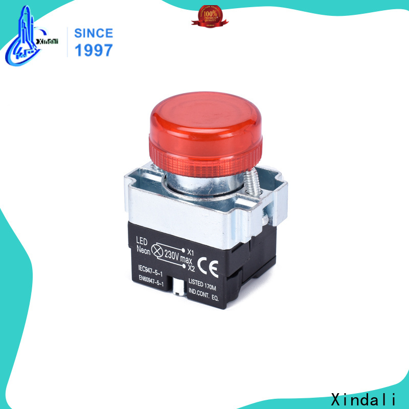 Xindali momentary push switch manufacturers for electric device