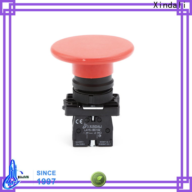 Xindali Custom pushbutton switches vendor for electric device
