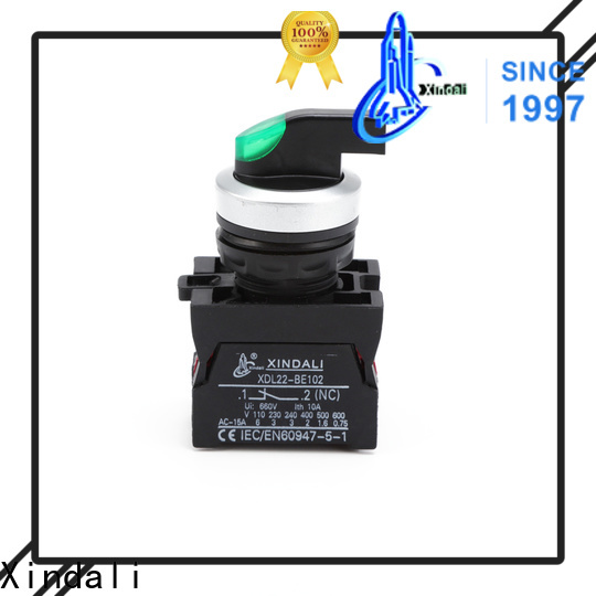 Xindali Professional electrical button switch for mechanical device