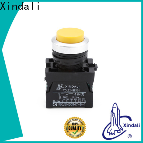 Xindali Top push button switch price for mechanical device