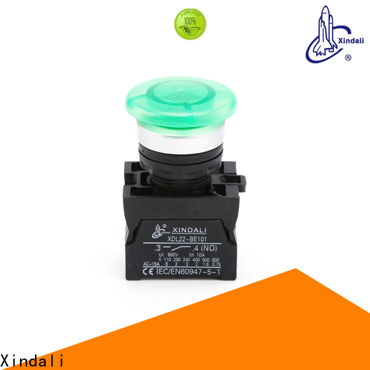 Xindali push button switch factory for electronic devices