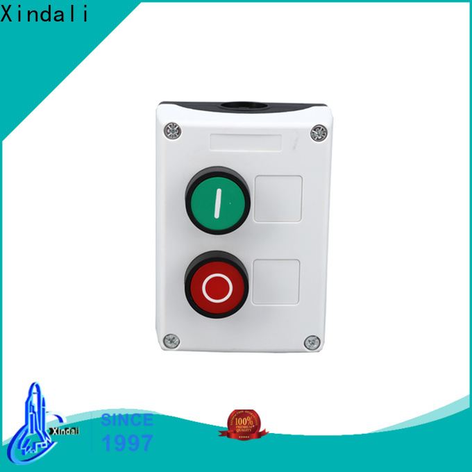Xindali push button control switch cost for mechanical equipment