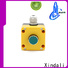 Xindali start stop push button station suppliers for power distribution box