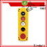 New start stop push button station factory for mechanical equipment