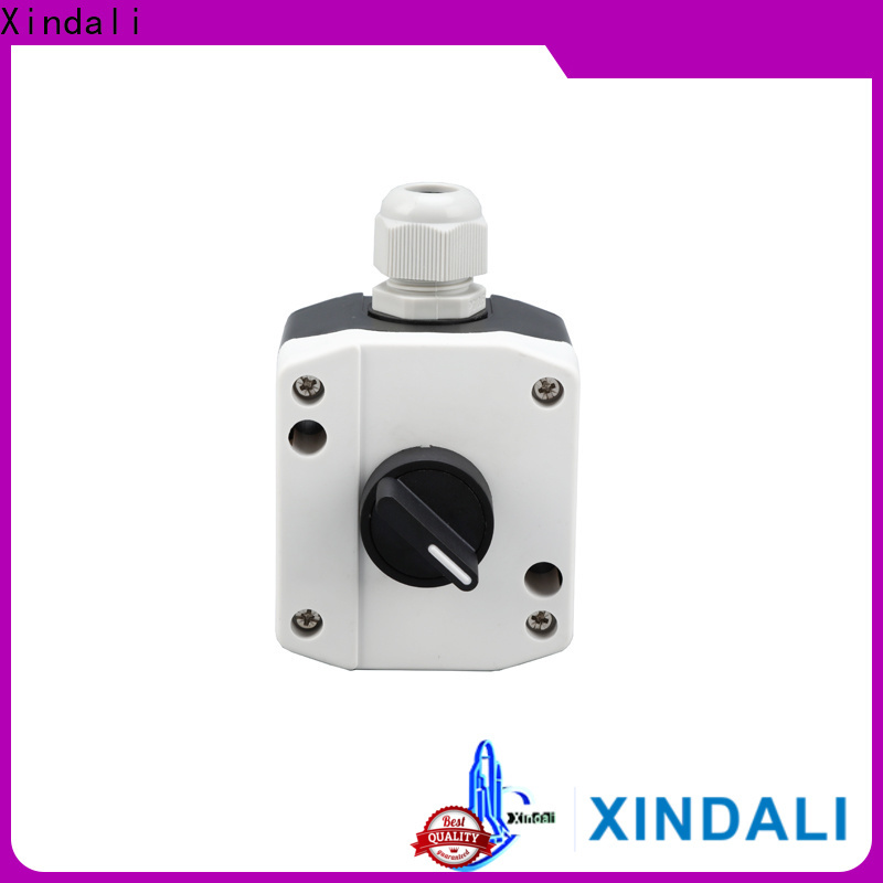 Xindali push button station for sale for mechanical equipment