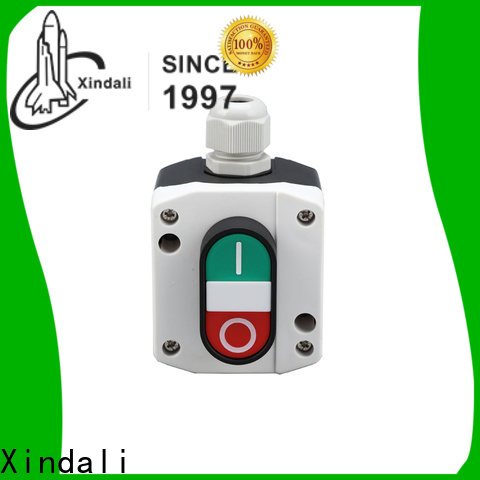 Xindali Customized push button station supply for mechanical equipment
