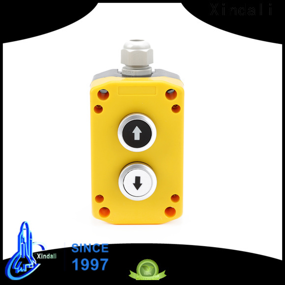 Xindali telemecanique push button pendant stations for sale for mechanical equipment