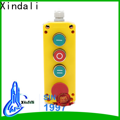 Xindali High-quality weatherproof push button station cost for lift device