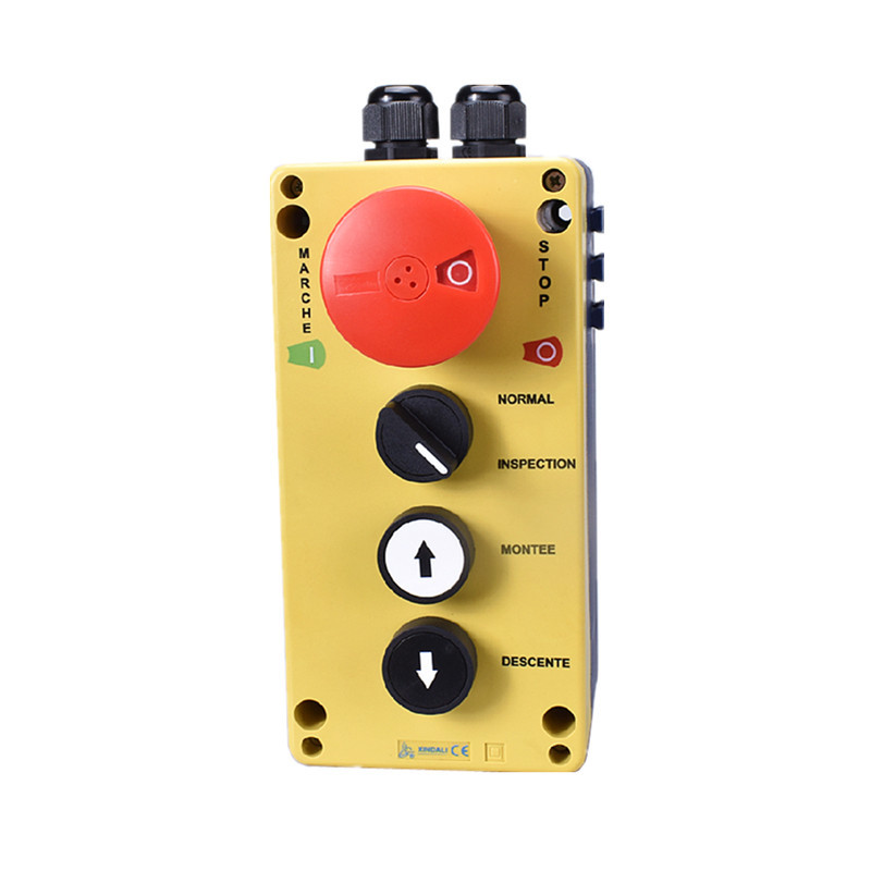 4 button crane remote control box push button emergency box XDL95-JB434P