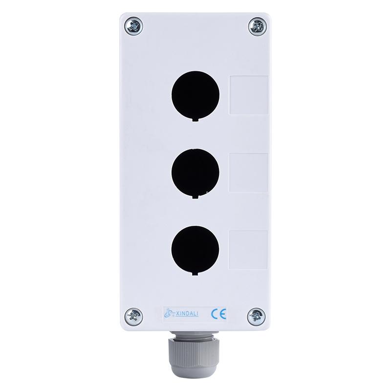 3 hole elevator switch boxes machines push button box XDL5-B03P