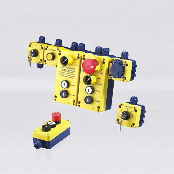XDL95 Series Control Switch Box