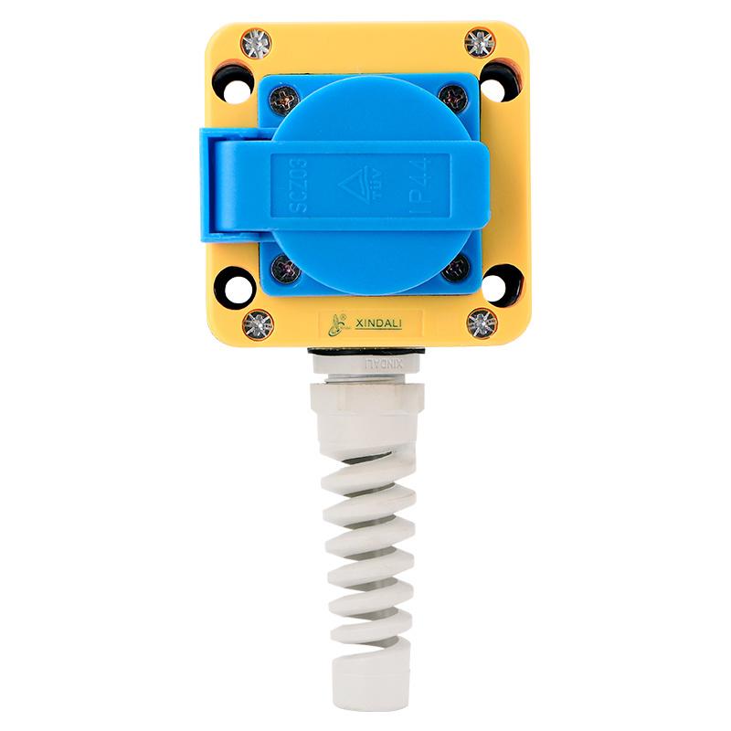 Xindali weatherproof push button station supply for power distribution box