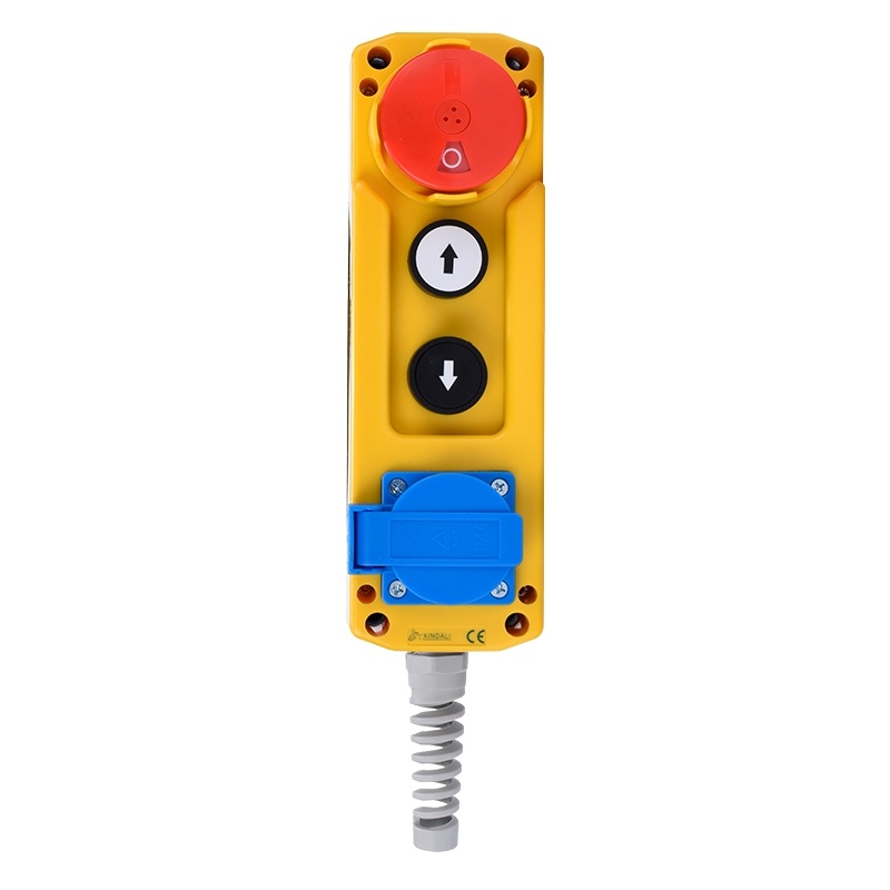 4 holes waterproof control box remote control electrical switches box XDL85-JB481F