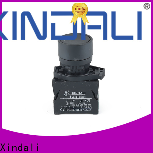 Xindali momentary button wholesale for mechanical device