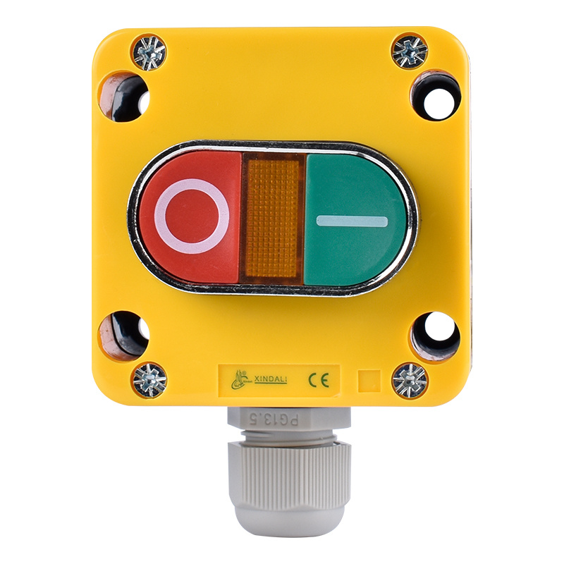 electric elevator inspection box push button box for elevators XDL721-JB196P