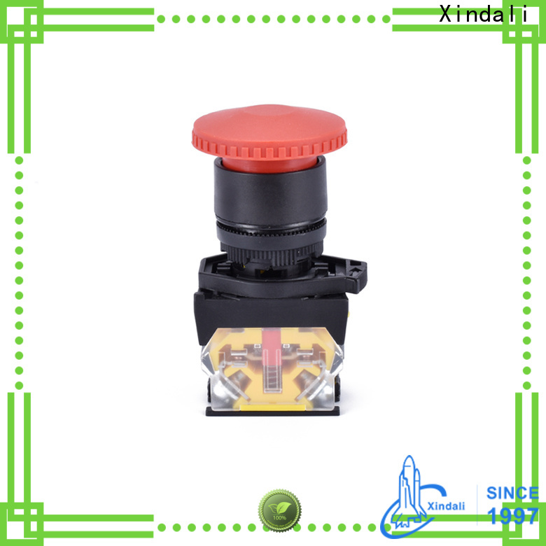 Xindali industrial push button suppliers for mechanical device
